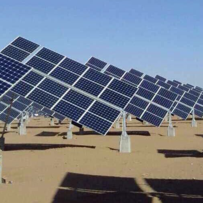 Solar tracking system