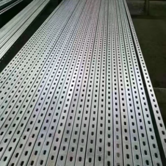 Hot dip galvanized zinc steel solar mounting